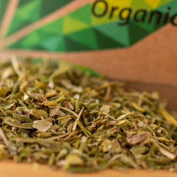 Hemp By Nature Organic CBD Hemp Tea