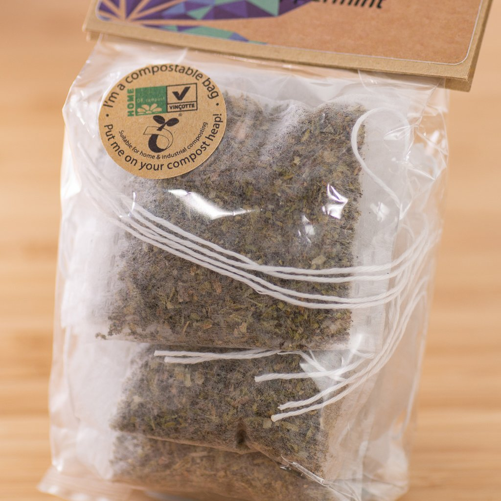 Hemp By Nature Organic Hemp Teabags with Peppermint (4)